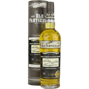 Cameronbridge 27 Years Old Particular 70cl