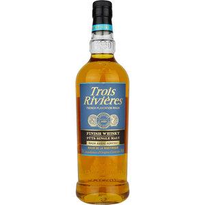 Trois Rivieres Rhum Ambré Finish Whisky 70cl