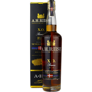 A.H. Riise XO Reserve Thin Blue Line Denmark Rum 70cl