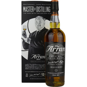 Arran 12 Years Master of Distilling II 70cl