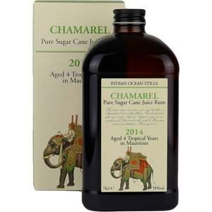 Indian Ocean Stills Chamarel 2014 Rum 4 Years 70cl