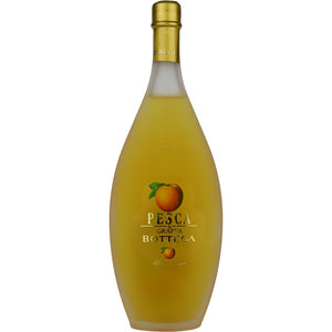 Bottega Pesca & Grappa 50cl