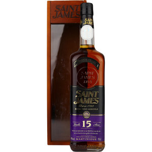 Saint James 15 Years 70cl