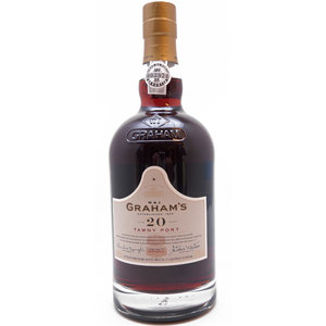 Grahams 20 Years Tawny Port 75cl