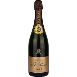 Pol Roger Rose 2002 75cl
