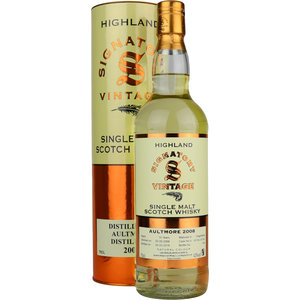 Aultmore 2008 Signatory 70cl