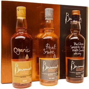 Whisky Benromach Single Malt 3x200ml GV