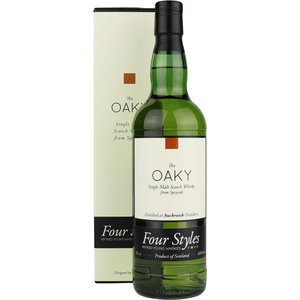 Four Styles The Oaky 70cl