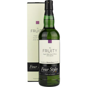 Four Styles The Fruity 70cl