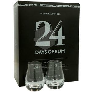 24 Days of Rum Calender