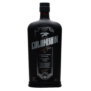 Colombian Aged Gin Treasure 70cl