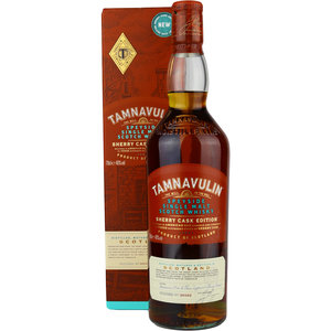 Tamnavulin Sherry Cask Edition 70cl