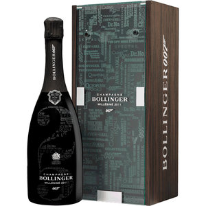 Bollinger James Bond 007 Limited Edition Millesime 2011 75cl