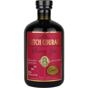 Dutch Courage Cherry Gin 70cl