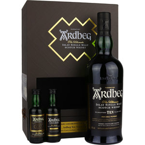 Whisky Ardbeg Exploration Pack