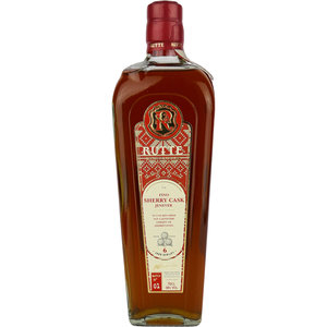 Rutte Fino Sherry Cask Jenever 70cl