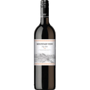 Mountain View Cape Red 75cl