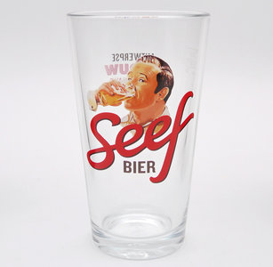 Seef Bekerglas 33cl