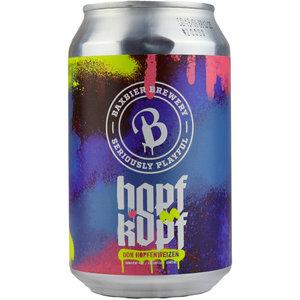 Baxbier Hopfkopf Blik