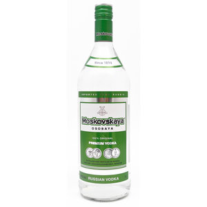 Moskovskaya Vodka 100cl