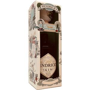 Hendrick's Gin met Tea Cup 70cl GV