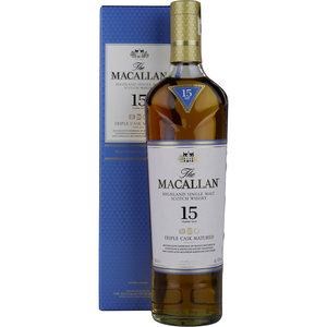 Macallan 15 Years Triple Cask 70cl