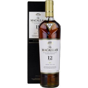 Macallan 12 Years Sherry Oak 70cl