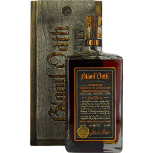 Blood Oath Pact No 4 70cl