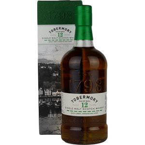 Tobermory 12 Years 70cl
