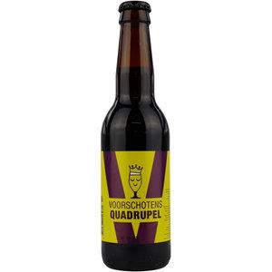 Brouwerij Voorschoten Qaudrupel 33cl