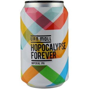Van Moll Hopocalypse Forever Blik