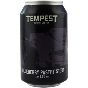 Tempest Blueberry Pastry Stout Blik