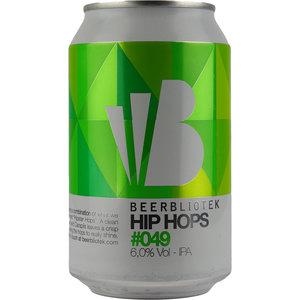 Beerbliotek Hip Hops Blik