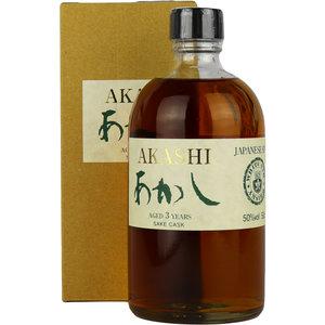 Eigashima White Oak Akashi Sake Cask 3 Years 50cl