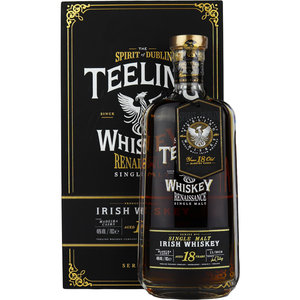 Teeling 18 Years Renaissance Series No 1 70cl