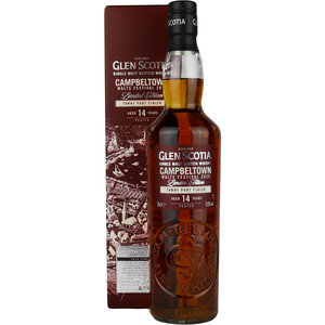 Glen Scotia 14 Years Tawny Port Finish 70cl