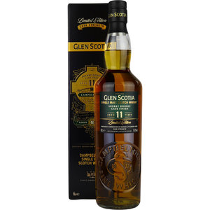 Glen Scotia 11 Years Double Cask 70cl