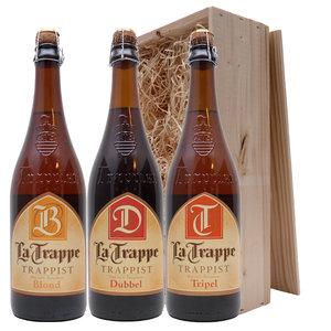 La Trappe Kist Blond-Dubbel-Tripel