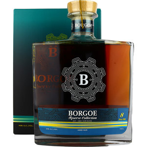 Borgoe 8 Years Reserve Collection 70cl
