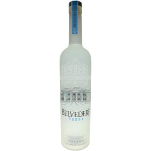 Belvedere Vodka 600cl met verlichting