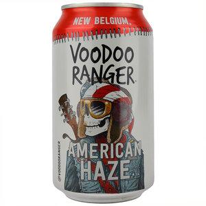 New Belgium Voodoo Ranger American Haze Blik