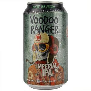 New Belgium Voodoo Ranger Imperial IPA Blik