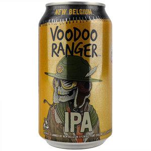 New Belgium Voodoo Ranger IPA Blik