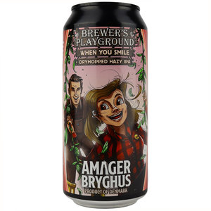 Amager Brewer's Playground When You Smile Blik