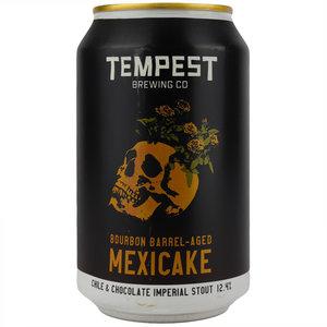 Tempest Bourbon Barrel-Aged Mexicake Blik