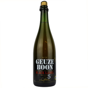 Boon Oude Geuze Black Label Edition No 5