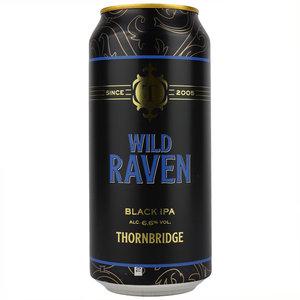 Thornbridge Wild Raven Blik