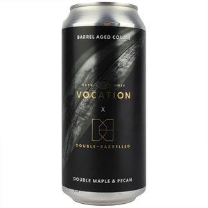 Vocation x Double-Barrelled Double Maple & Pecan BBA Blik