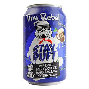 Tiny Rebel Stay Puft Imperial Irish Coffee Marshmallow Porter Blik