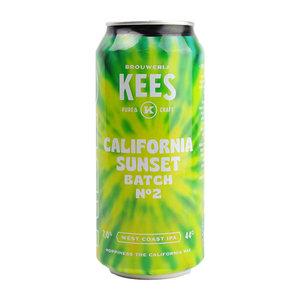 Kees California Sunset Batch №2 Blik